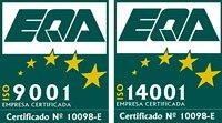 Gestión de la Calidad ISO 9001:2008 y Gestión Medio-Ambiente ISO 14001:2004